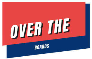 over the Boards